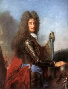 Der Blaue König Max II. Emanuel (Joseph Vivien