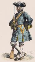 Füsilier - Heer des Blauen Königs