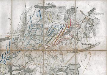 Pläne-Karten-1740-1763-Ihre Suche findet ein Ende-wir haben sie alle